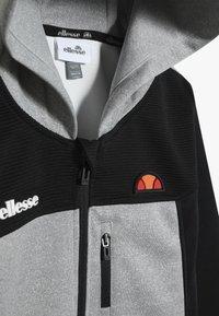 Ellesse - CIRIANO HOODY - Zip-up hoodie - grey marl - 4