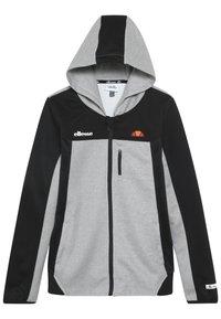 Ellesse - CIRIANO HOODY - Zip-up hoodie - grey marl - 0