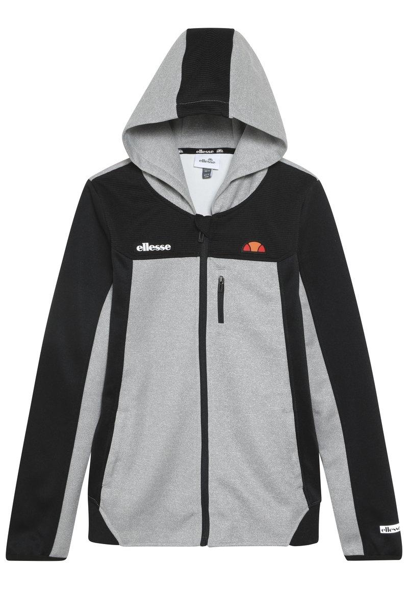 Ellesse - CIRIANO HOODY - Zip-up hoodie - grey marl