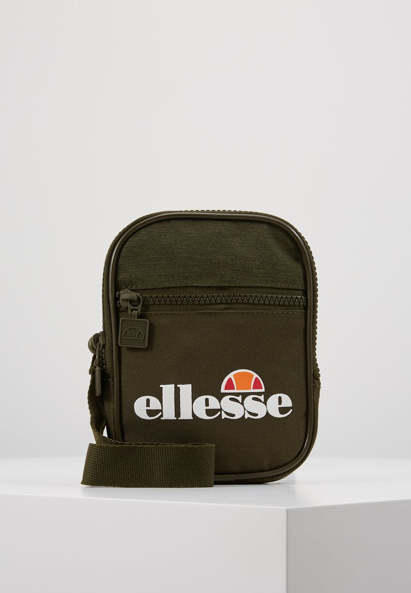Ellesse - TEMPLETON - Taška spříčným popruhem - khaki
