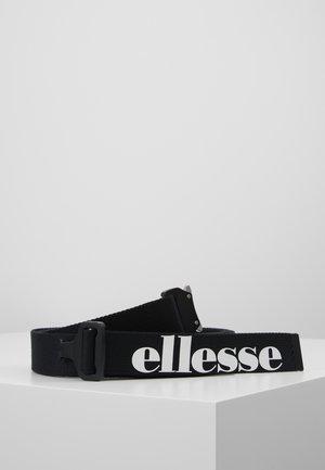 LUNGO - Belte - black