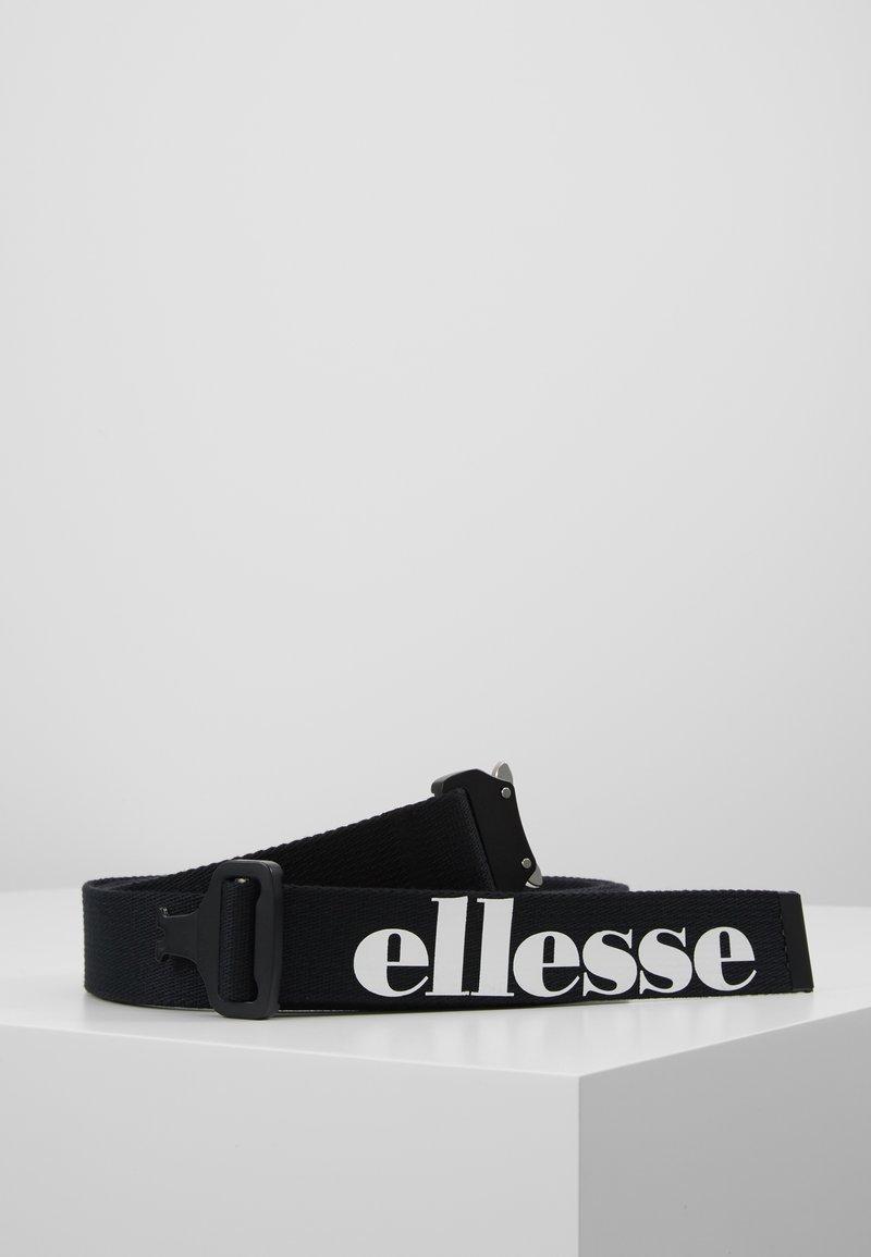 Ellesse - LUNGO - Pasek - black