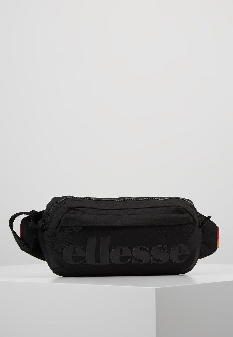 Ellesse - BERGAMO - Riñonera - black