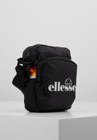 Ellesse - WALLAN - Skuldertasker - black - 3