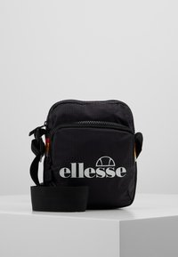 Ellesse - WALLAN - Skuldertasker - black - 0