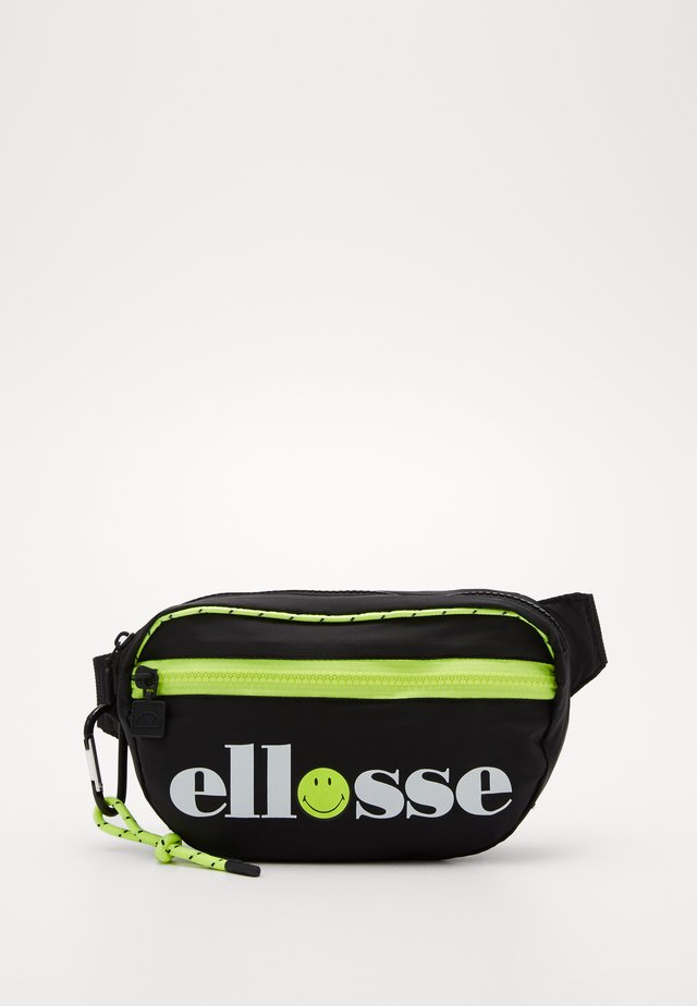 PIOLLO BUMBAG - Bum bag - black