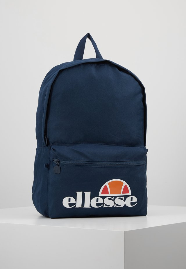 ROLBY PENCIL CASE - Rucksack - navy