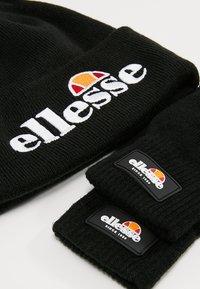 Ellesse - VELLY & BUBB SET - Čepice - black - 5