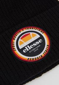 Ellesse - SERTA - Čepice - black - 5