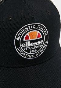 Ellesse - PONTRA - Caps - black - 6