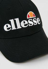Ellesse - RAGUSA - Czapka z daszkiem - black - 6