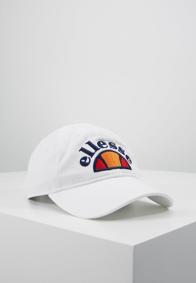 SALETTO UNISEX - Cap - white