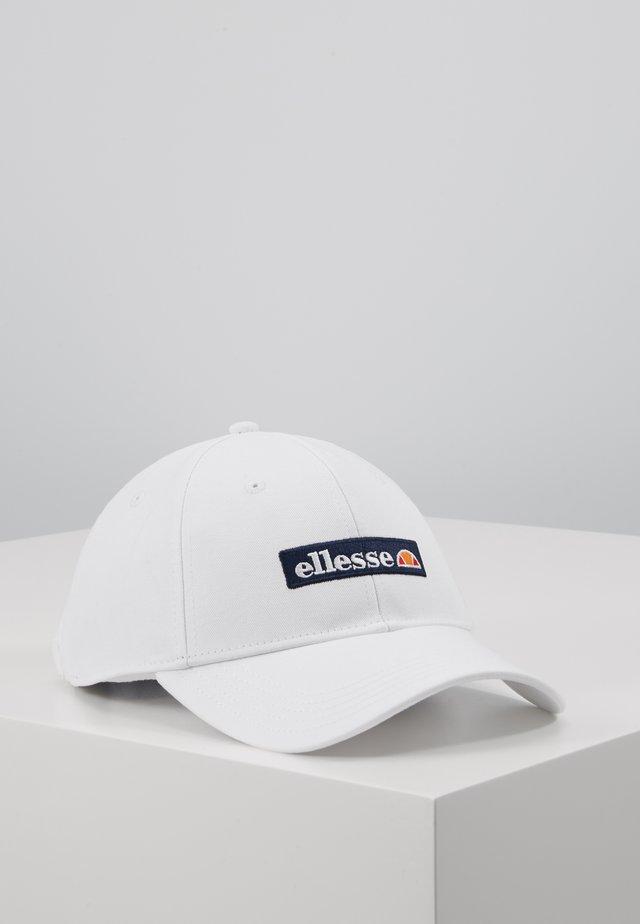 DREBBO - Cap - white