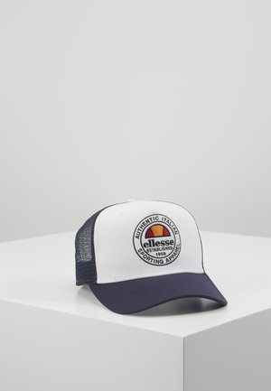 PONTRA TRUCKER - Caps - white/navy