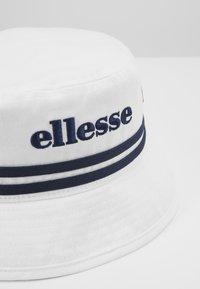 Ellesse - LORENZO - Hoed - white - 2