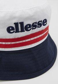 Ellesse - LORENZO - Hat - navy/white - 2