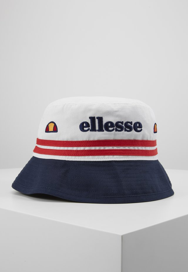 LORENZO - Hat - navy/white