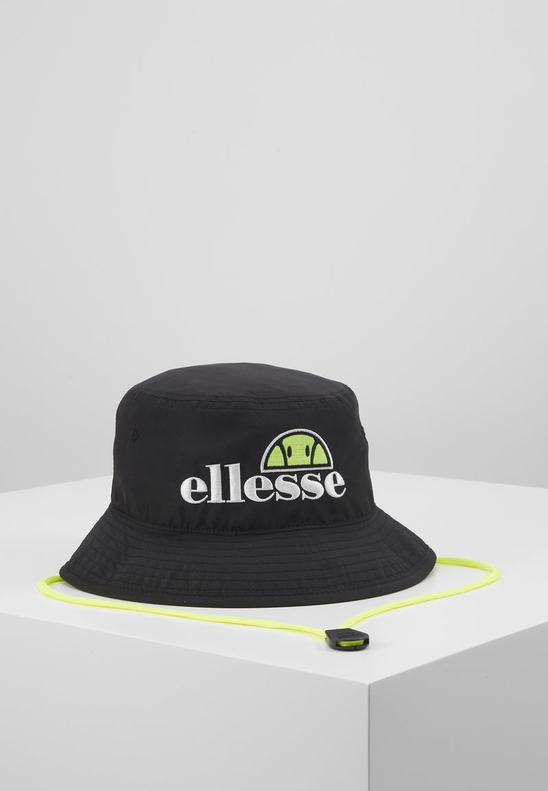 Ellesse - ORINI BUCKET HAT - Hatt - black
