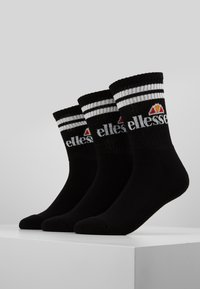 Ellesse - 3 PACK - Sokken - black - 0