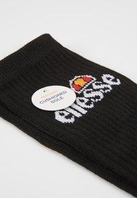 Ellesse - RANMA 6 PACK - Ponožky - black - 2