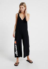 Ellesse - EZELDA - Pyjama - anthracite - 1