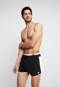 Ellesse - NASELLO - Shorts da mare - black - 0