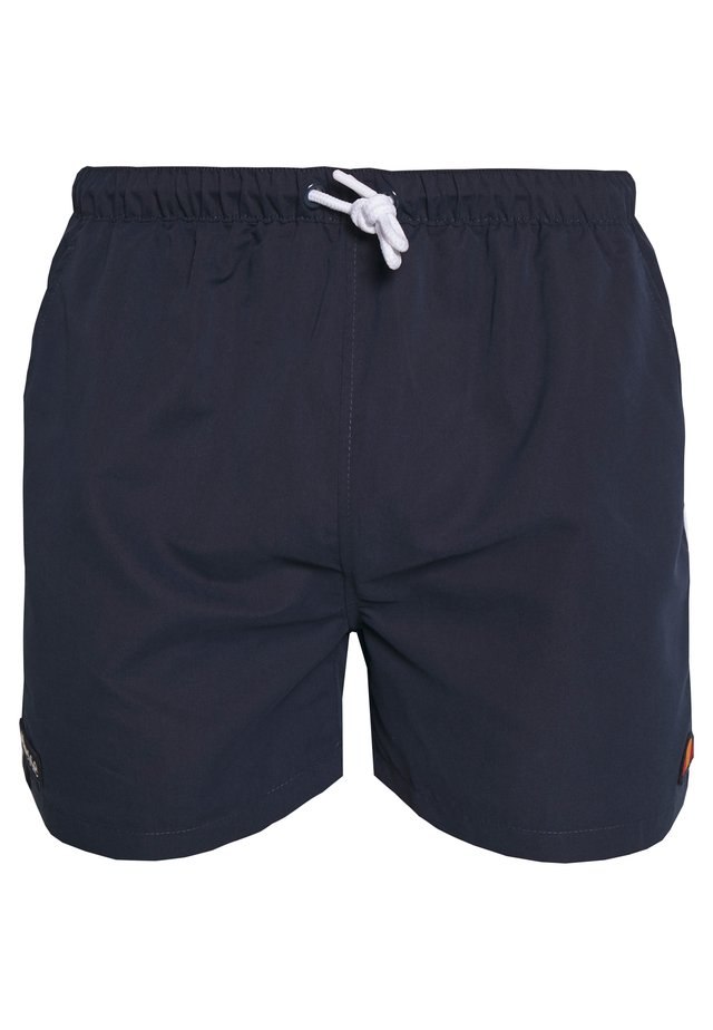 DEM SLACKERS - Swimming shorts - navy