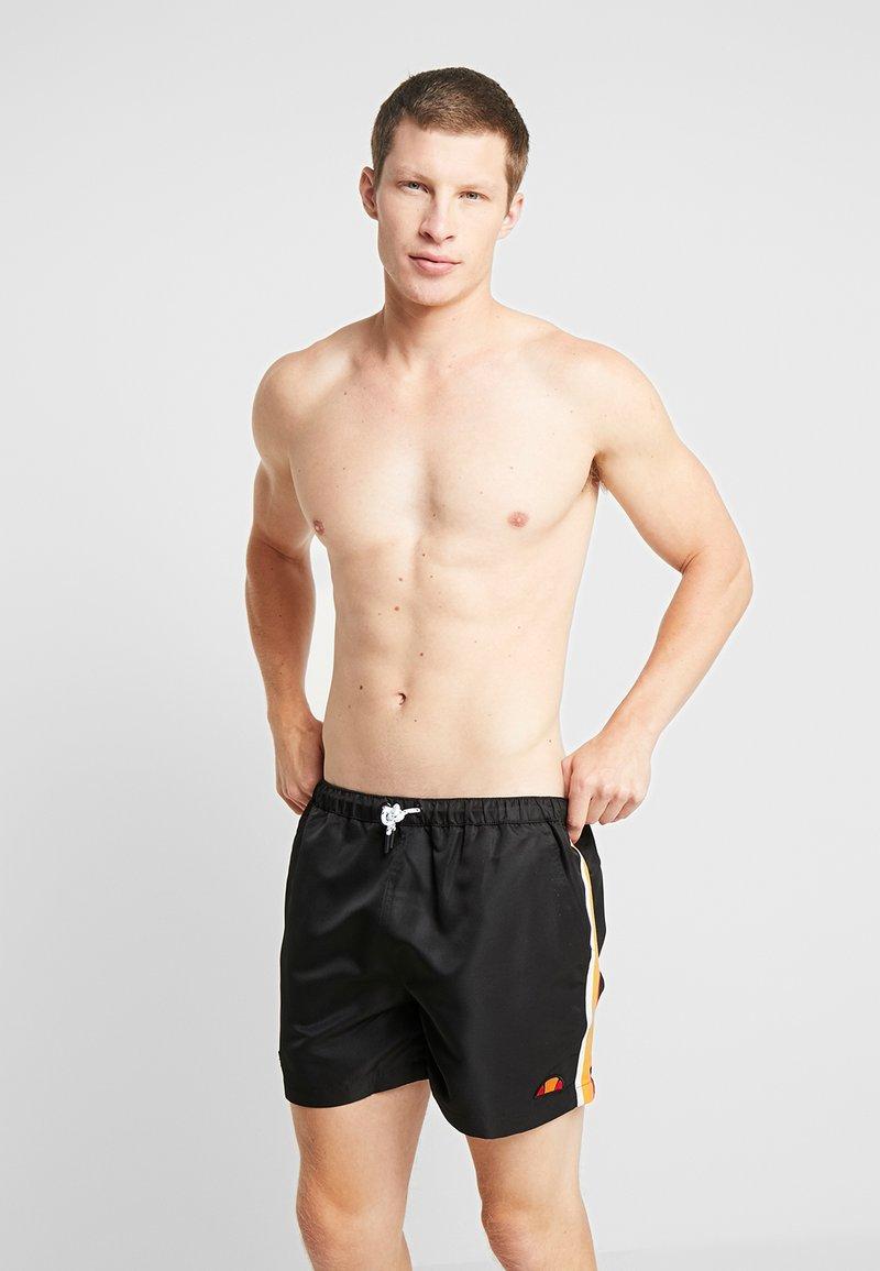 Ellesse - BORGO - Shorts da mare - black