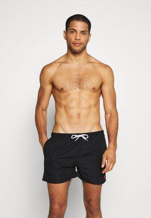 FADALDTO - Shorts da mare - black