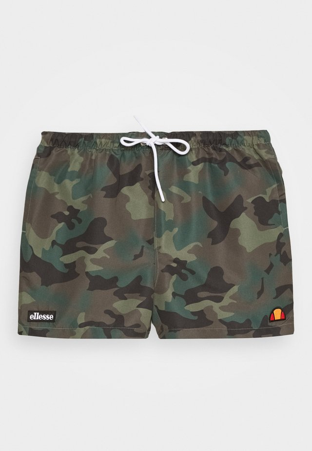 RUAZ - Shorts da mare - green