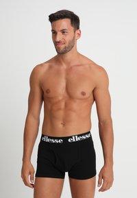 Ellesse - HALI 3 PACK - Panties - black - 1