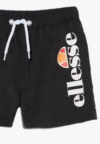 Ellesse - BERVIOS - Swimming shorts - black - 2