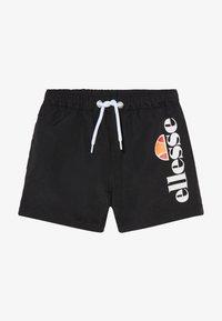 Ellesse - BERVIOS - Swimming shorts - black - 3