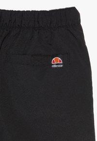 Ellesse - BERVIOS - Swimming shorts - black - 4