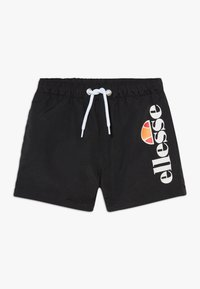 Ellesse - BERVIOS - Swimming shorts - black - 0