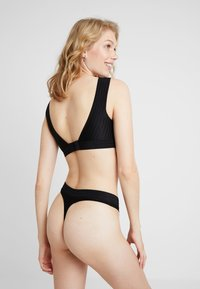 else - ZIGGY THONG - String - black - 2