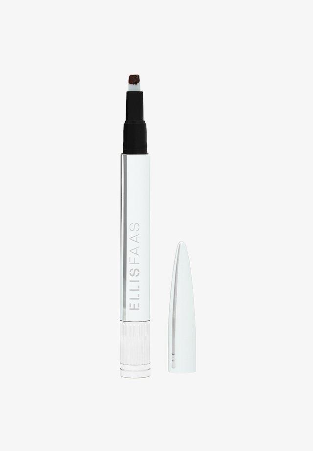 MILKY LIPS - Flydende læbestift - dark blood