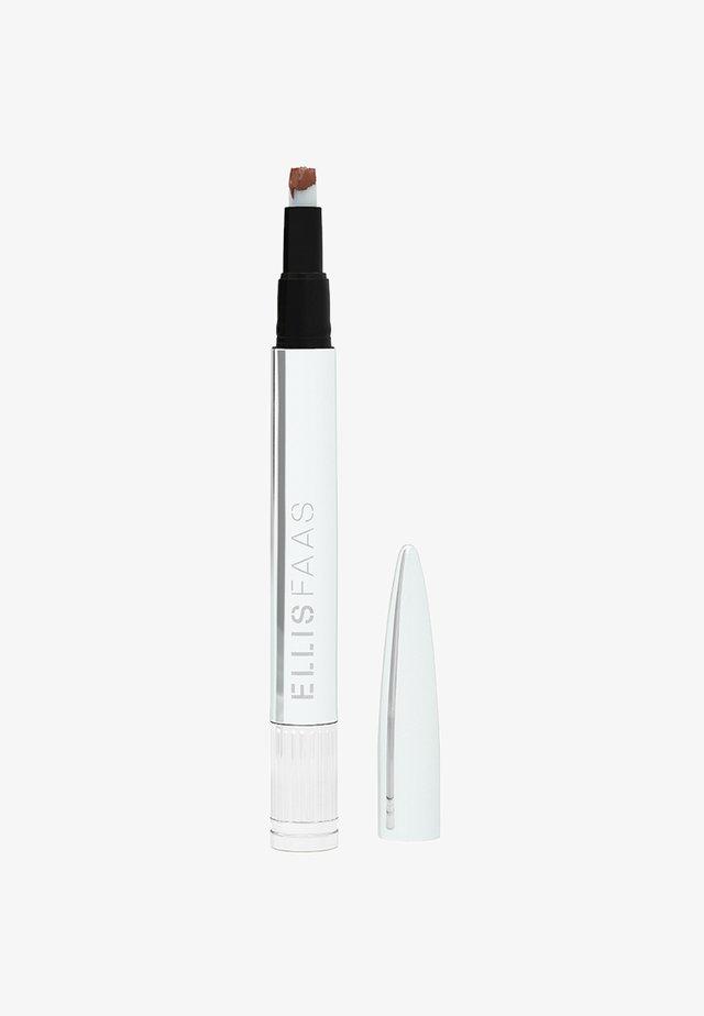 MILKY LIPS - Flüssiger Lippenstift - nude brown