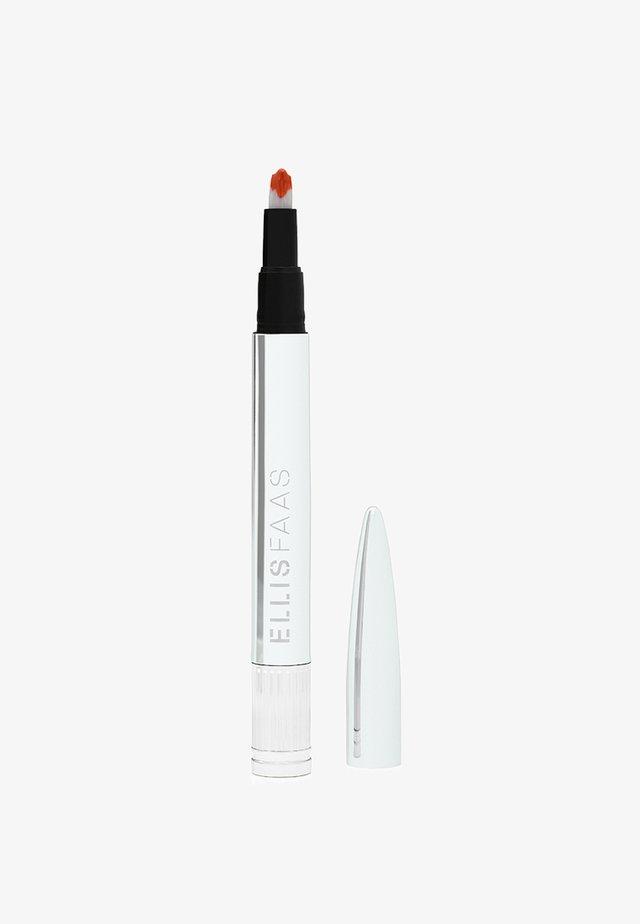 GLAZED LIPS - Flüssiger Lippenstift - sheer deep coral
