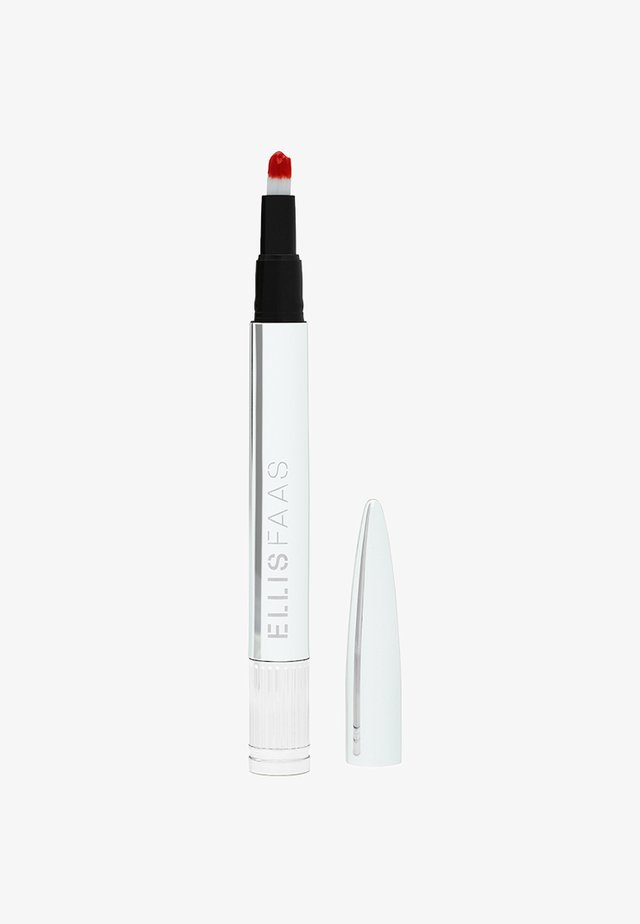 GLAZED LIPS - Flüssiger Lippenstift - sheer orange
