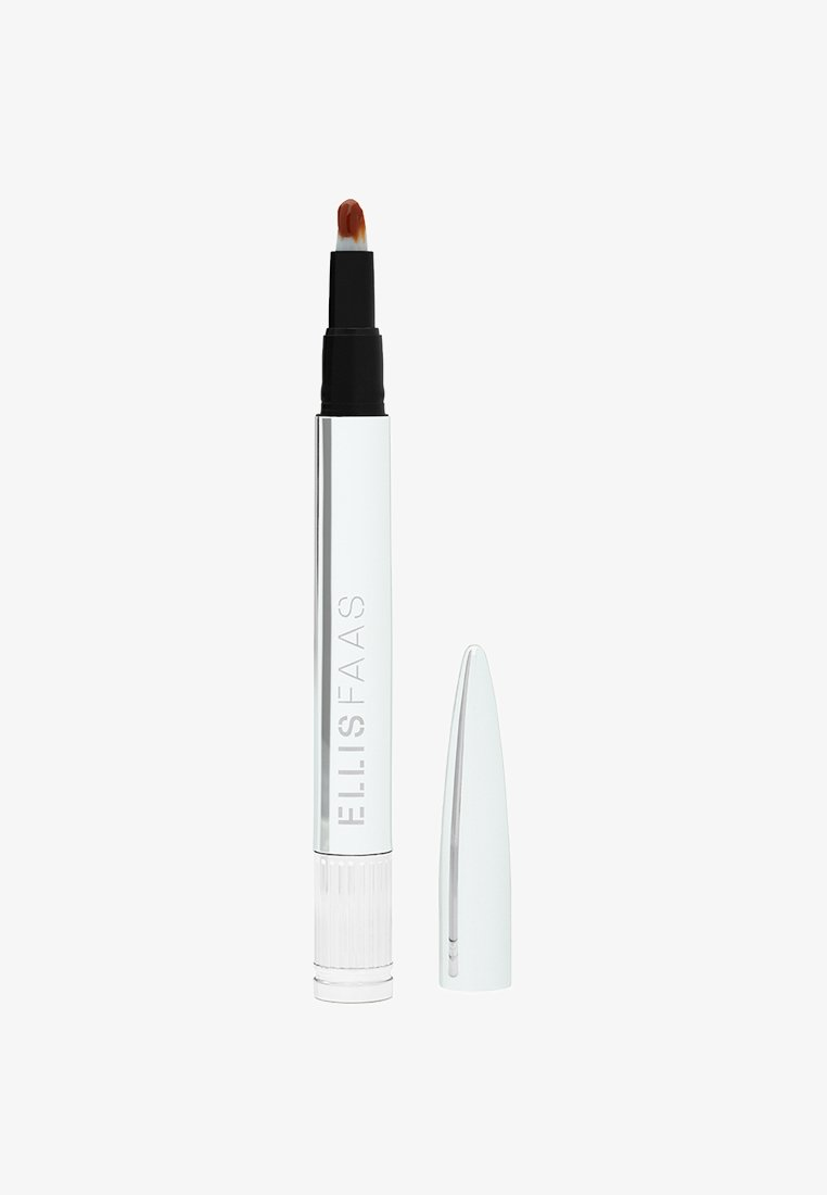 ELLIS FAAS - GLAZED LIPS - Flytande läppstift - sheer rusty orange