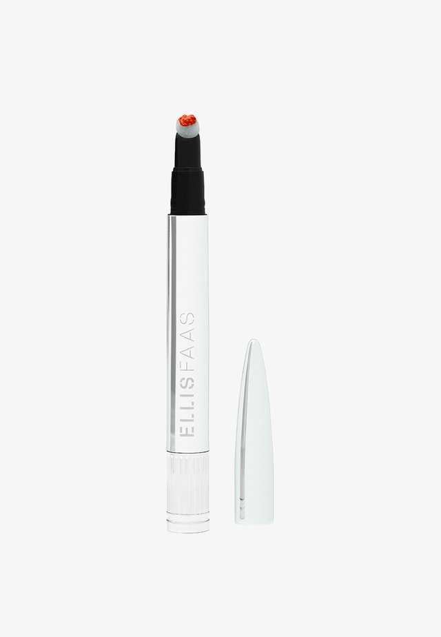 HOT LIPS - Flüssiger Lippenstift - bright orange