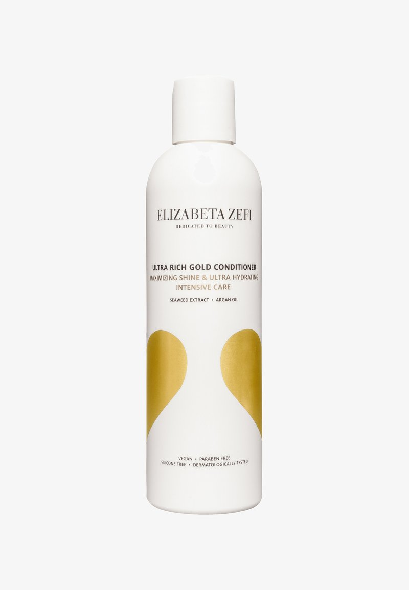 ELIZABETA ZEFI - ULTRA RICH GOLD CONDITIONER 250ML - Conditioner - -