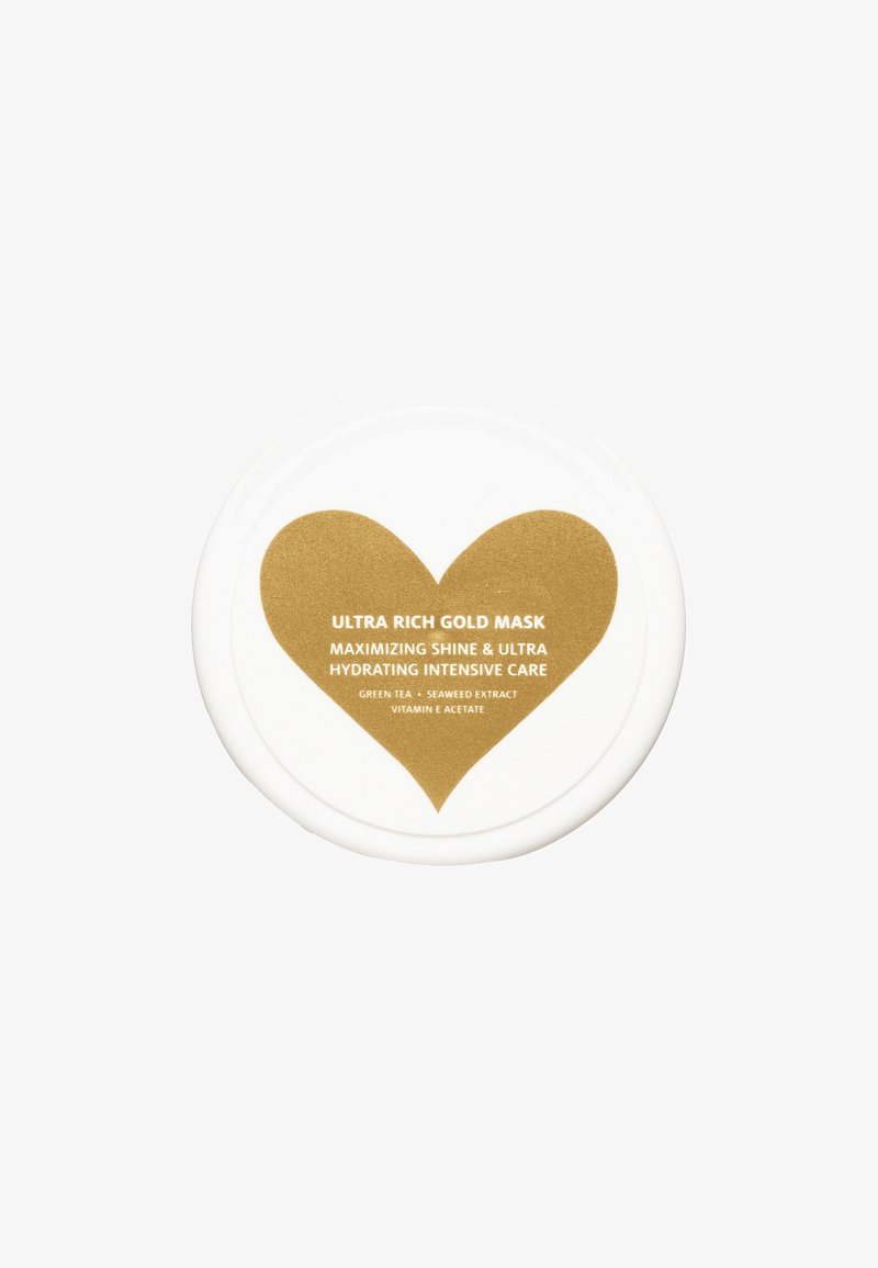 ELIZABETA ZEFI - ULTRA RICH GOLD MASK 250ML - Haarmasker - -