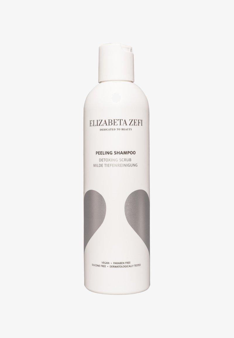 ELIZABETA ZEFI - PEELING SHAMPOO 250ML - Shampoo - -