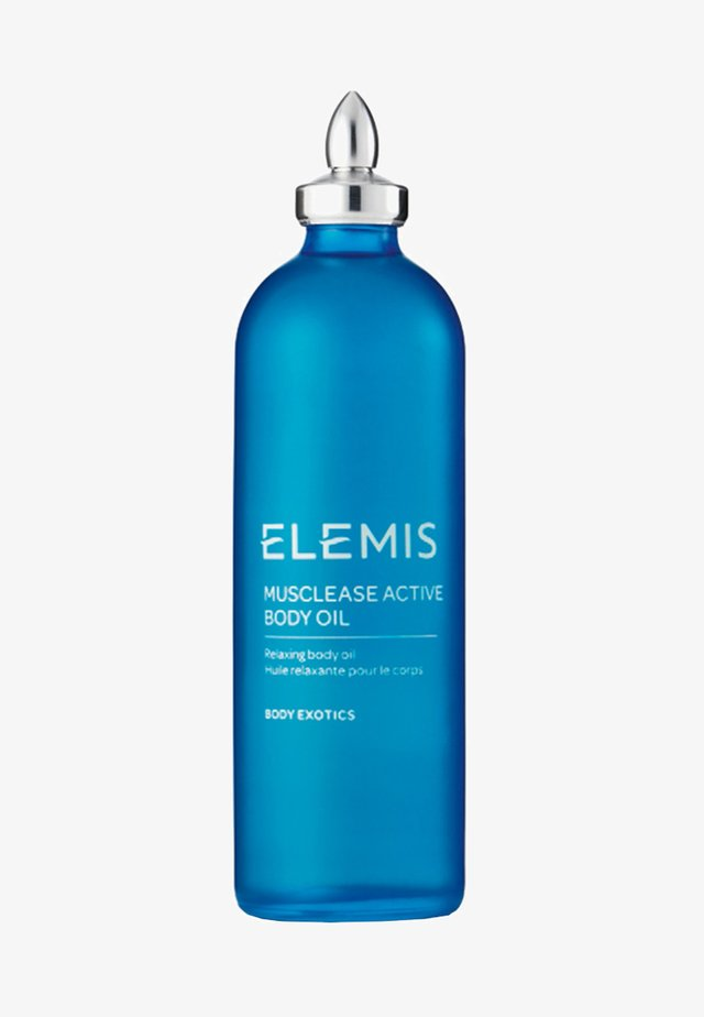 ELEMIS SP@HOME MUSCLEASE ACTIVE BODY OIL - Body oil - transparent