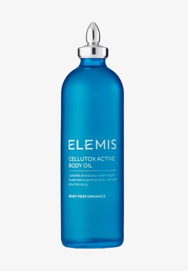 ELEMIS SP@HOME CELLUTOX ACTIVE BODY OIL - Body oil - transparent