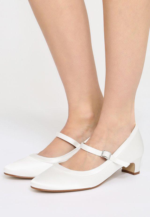LARISSA - Bridal shoes - ivory