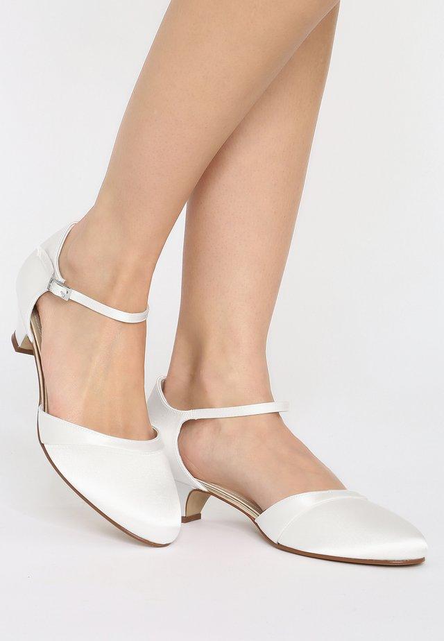 RAINBOW CLUB  VIDA - Bridal shoes - ivory