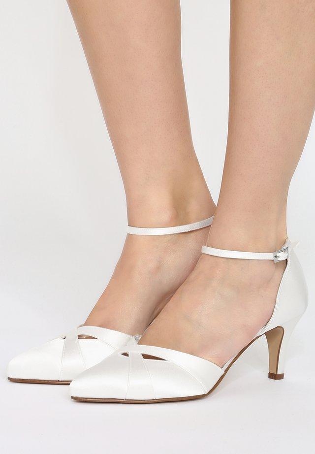 RAINBOW CLUB COCONUT ICE - Bridal shoes - ivory